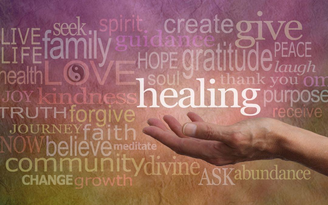 open hand, Awakening Healers Collective